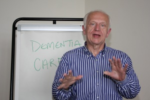 In the shoes of…Trevor Adams | Owner | Passionate Dementia Care