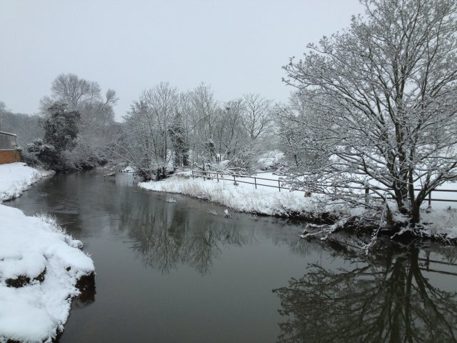 river in snow Img_6898