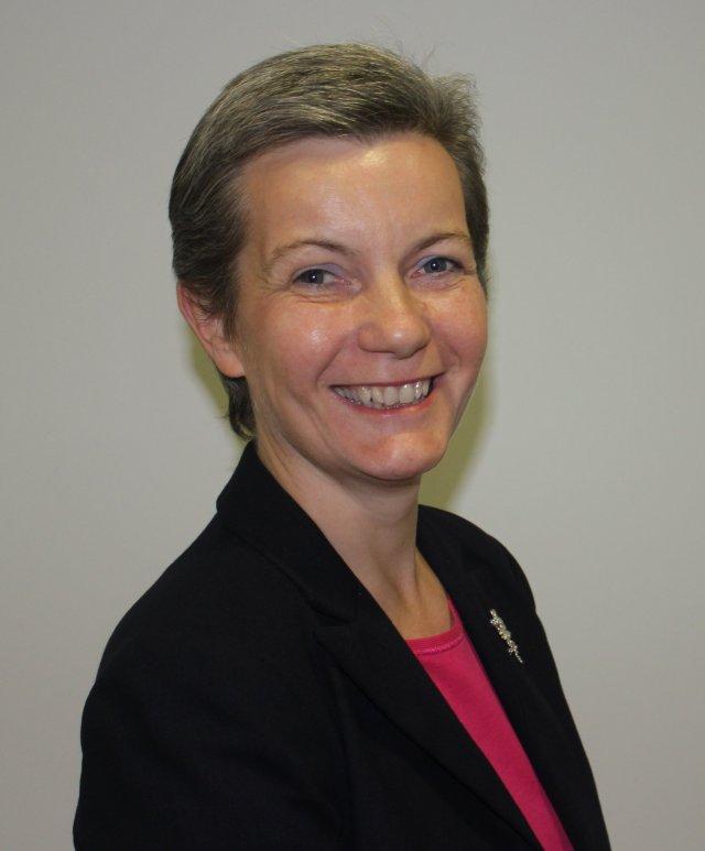 Andrea Sutcliffe - SCIE CEO