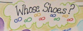 Whose Shoes - F4C