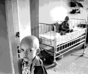Chernobyl child_