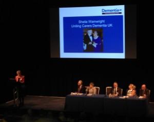 Sheila Wainwright Carer presentation Img_4635
