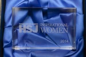 HSJ Inspirational Women 2014