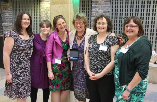 Teresa Chinn, Dawn @Wemidwives, Kath Evans, Gill Phillips, Alys Cole, Anne Cooper