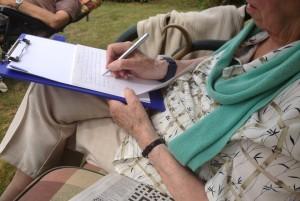 Mum writing response to Zoe Img_6252a