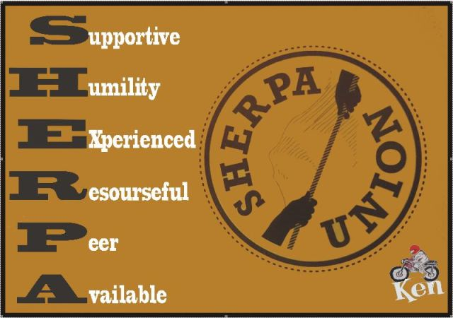 Ken - Sherpa acronym