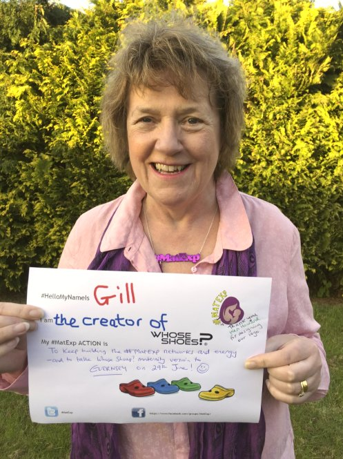 Gill - MatExp action
