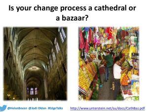 Bazaar - Helen Bevan