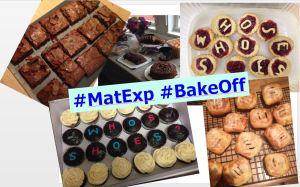 MatExp bakeoff