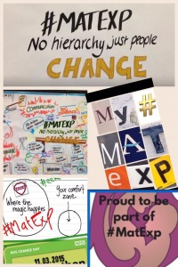MatExp - no hierarchies collage